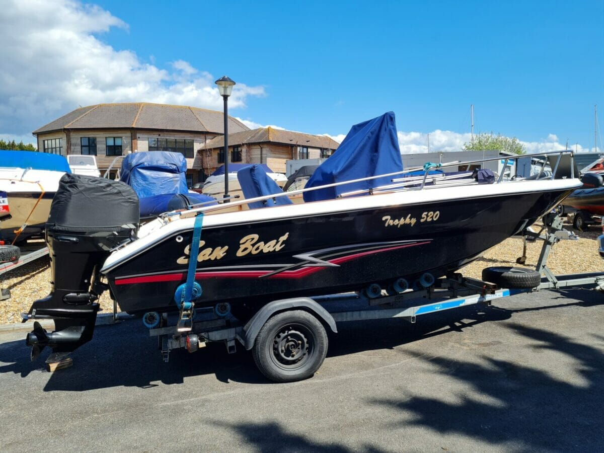 San Boat Trophy 520 (14)