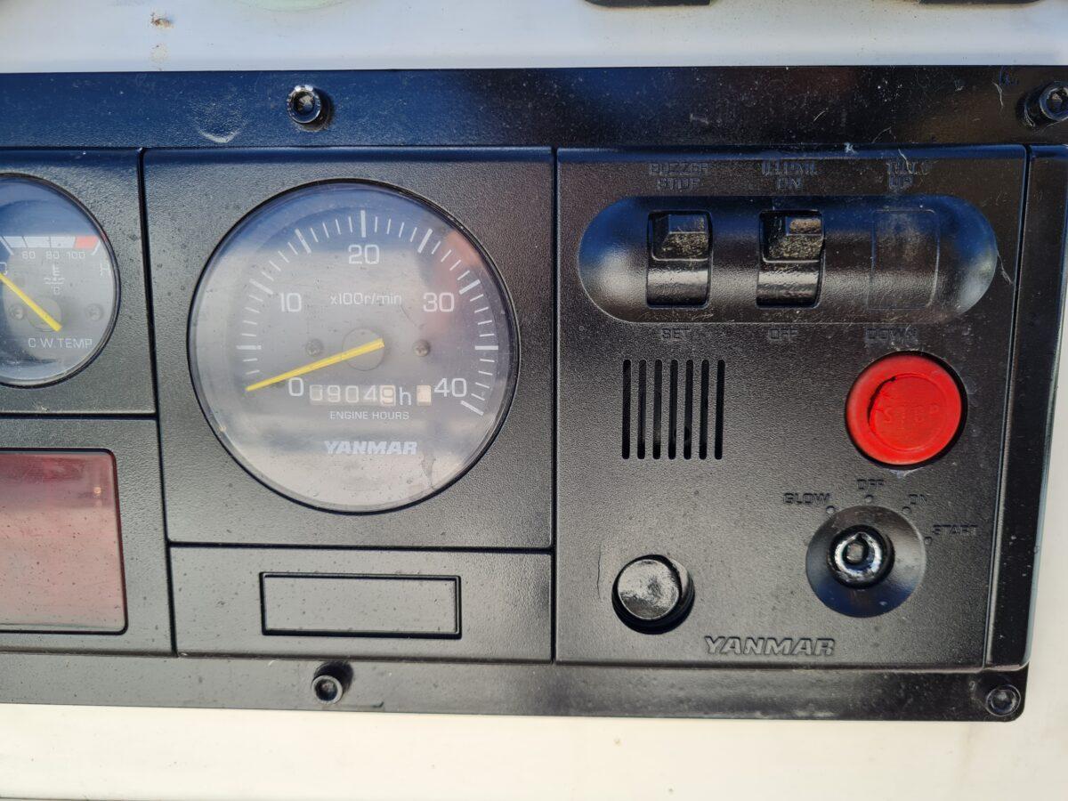 Ribtec 7.5m Diesel Jet RIB (28)