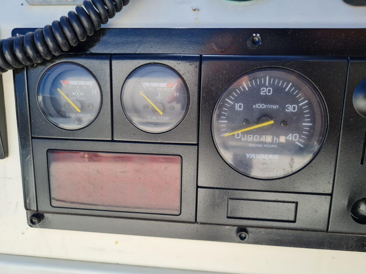 Ribtec 7.5m Diesel Jet RIB (29)