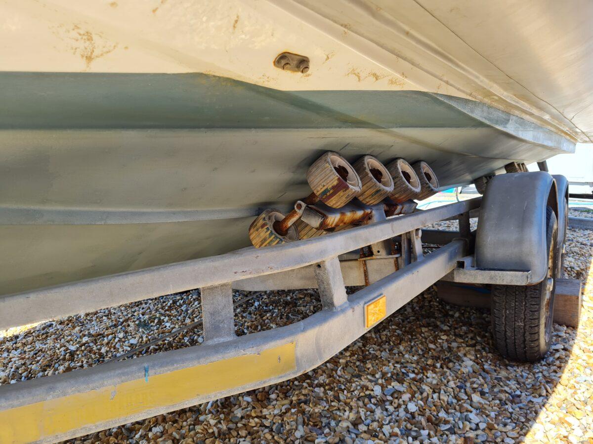 Ribtec 7.5m Diesel Jet RIB (50)